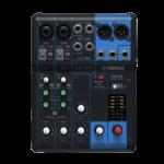 Console de mixage Yamaha MG06