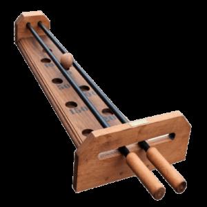 Roll up jeu en bois à louer