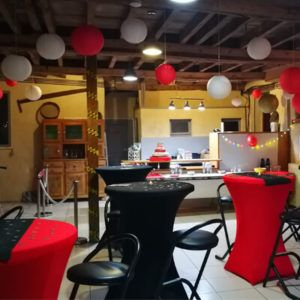 Location Tables & Mange Debout