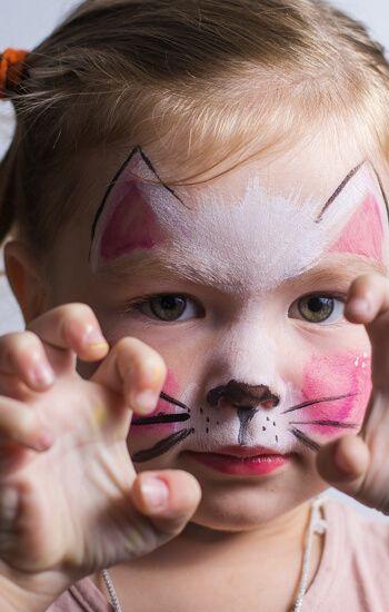 Atelier maquillage enfant rennes